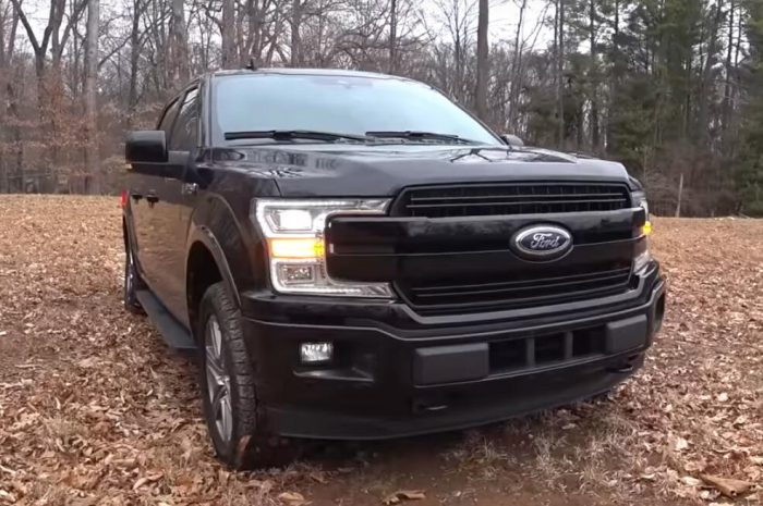 What's new for 2019 Ford F150 STX?