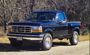 1995 F-150 Low Beam H7 Headlight